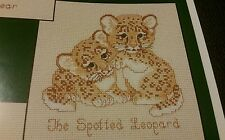 Endangered Young'uns Cross Stitch Designs Pattern Book ~ 16 Designs Vintage