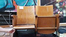 sedie cinema possibilità varie composizioni minimo due sedie € 100 cadauna.