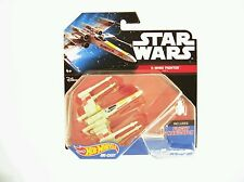 HOT WHEELS STAR WARS X-WING FIGHTER Red 5 Starship