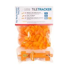 Tiletracker tiling kit 50 x2mm  with 1x multitool and 2 j hooks for  adjustments