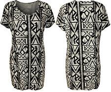 Women's Plus Size Viscose Scoop Neck Short Sleeve Sleeve Tops & Shirts
