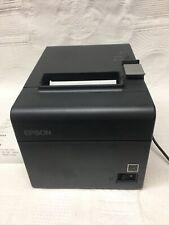 New Listingepson Tm T20ii Usb Model M267d Serial Thermal Receipt Printer Power Adapter