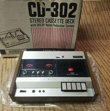 Marantz Superscope CD-302 Dolby Recording Stereo Cassette Deck MIDI MODEL