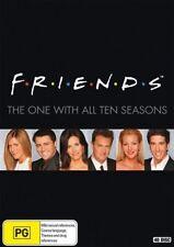 "Friends Series Seasons 1-10 DVD Box Set R4 New & Sealed ""Sale"""