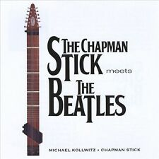 NEW The Chapman Stick Meets the Beatles (Audio CD)