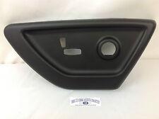 2005 Chevrolet Trailblazer GMC Envoy Passenger Side Black Power Seat COVER OEM