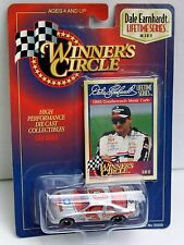 1995 Dale Earnhardt #3 Goodwrench Silver Select 25th Anniv Lifetime Series 1:64