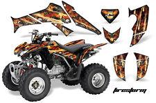 ATV Decal Graphics Kit Quad Sticker Wrap For Honda TRX250X 2006-2018 FIRESTORM K