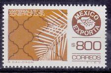 Mexico Exporta $800.Building materials  #1499 PAPER 10.Mint NH. VF.