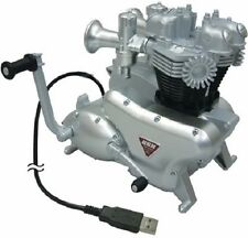 TRIUMPH Bonneville Motor Hub Usb De 3 puertos se conecta Cámara Impresora memstick para PC