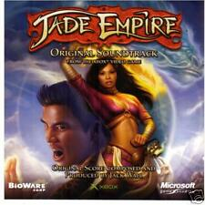 Jade Empire - 2005 Video Game Soundtrack CD
