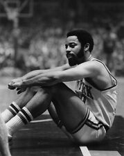 New York Knicks WALT FRAZIER Glossy 8x10 Photo NBA Basketball Print Poster
