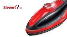 Korea DampfBügeleisen Handy Double Hotplate Sterilizer 220V 800W 980g Red Refurb
