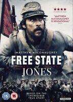 Nuevo Free State Of Jones DVD