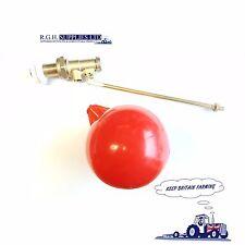 1/2 pollici parte 1 alta pressione in ottone valvola galleggiante (Ball-Gallo) con galleggiante bs1212/1