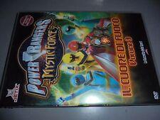 DVD N° 3 POWER RANGERS MYSTIC FORCE IL CUORE DI FUOCO VOLUME 3
