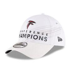 ATLANTA FALCONS 2016 CONFERENCE NFL CHAMPIONSHIP HAT CAP NFC LOCKER ROOM MEN NEW