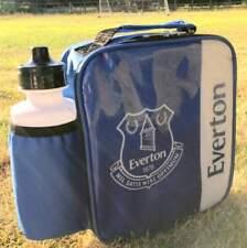Everton Vertical Lunch Bag/Box and 600ml Bottle Set   Everton Lunchbox