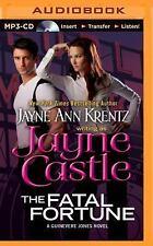 Guinevere Jones: The Fatal Fortune 4 by Jayne Castle (2014, MP3 CD, Unabridged)