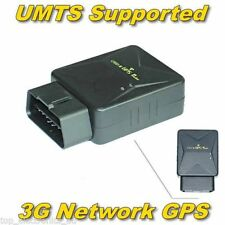 3G Umts Network Obd Obdii Vehicle Car Truck Van Gps Tracker Monitor+Tracking App
