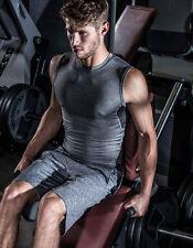 Extra leichte ärmellose Herren-Fitnessmode für Fitness