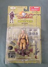 2005 21st Century Toys 1/18 Scale Ultimate Soldier XD Imperial Marines SGT. Kudo