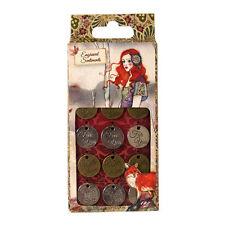 Santoro mirabelle coloré mini en bois metal craft pegs x35 petit embellissement