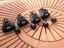 Thule Rapid System 755 (757) for square bars Foot Pack FREE UK POSTAGE