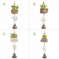 Zakka Japanese style aeolian windbell meaty bells pendant home door decoration