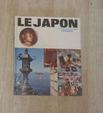 Le Japon. Mondes et Voyages. Larousse. Copyright 1975.