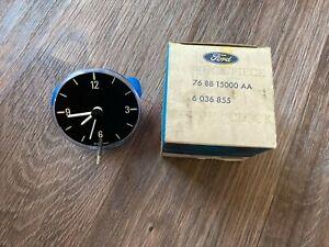 Ford Taunus Analogue Clock Genuine OEM 6036855 76BB15000AA