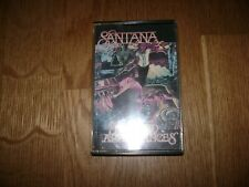 SANTANA BEYOND APPEARANCES CASSETTE TAPE - MADE IN SPAIN CBS -460214-4 ~ 1985