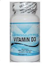 Absonutrix Vitamin D3 50,000 IU 1000mg 52 Tablets helps maintain bone health