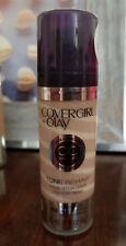 CoverGirl & Olay Tone Rehab 2-in-1 Foundation CREAMY BEIGE #150 1 oz NEW