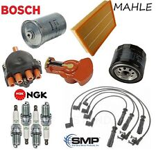 Tune Up KIT Sparks Filters for Volvo 740 L4; 2.3L 1986