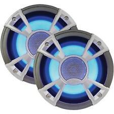 Clarion CMQ1622RL 6.5 2-way 200w Speakers W/led - Light Blue