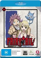Fairy Tail Collection 20 (Eps 227-239) NEW B Region Blu Ray