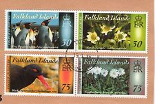 FALKLAND ISLANDS colour in nature part III CDS used issued 16/09/2014