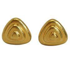 Zolotas 22k Gold Earrings