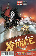 US comic pack CABLE & X-Force 11-14 Hopeless Larroca MARVEL