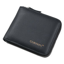 Euro Stylish Zipper Purse Cortex Wallet Men, Mens Wallet with Coin Pocket M G YS