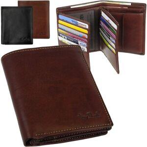 Tony Perotti Rfid Briefcase, Large 23 Fan, Wallet Purse