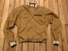 Vintage S/M Geneva College Butwin Champion is Jackets Golden Tornadoes jacket