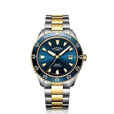 Rotary Henley Two Tone Stainless Steel Mens Watch Gb05131/05