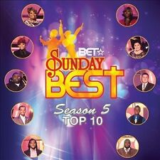 FREE US SHIP. on ANY 3+ CDs! NEW CD Various Artists: BET Sunday Best Top 10