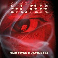 SCAR - High Fives & Devil Eyes - Vinyl (2xLP) Metalheadz