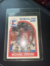 MICHAEL JORDAN 1989 NBA HOOPS 1989 NBA ALL STAR GAME# 21