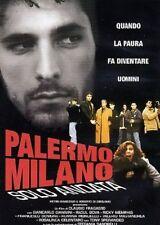 PALERMO MILANO SOLO ANDATA  DVD DRAMMATICO