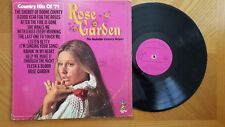 Country Hits Of 71 Rose Garden The Nashville Country Singers LP Vinyl Record 1