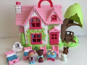 ELC Happyland Cherry Lane Cottage Figures Furniture Animals
